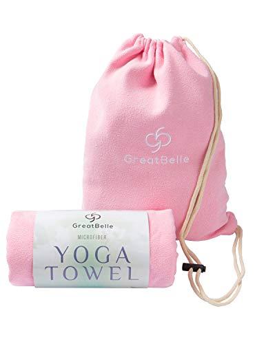 GreatBelle Yoga Towel Storage Pouch