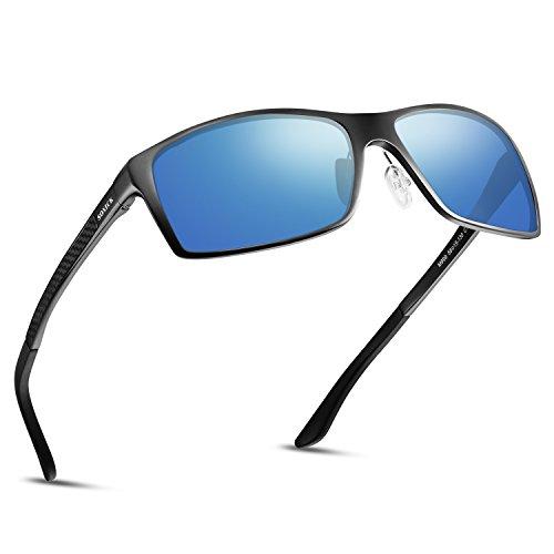 Black Soxick sol para Lens de Blue hombre Frame 1 Gafas xAHPAwX