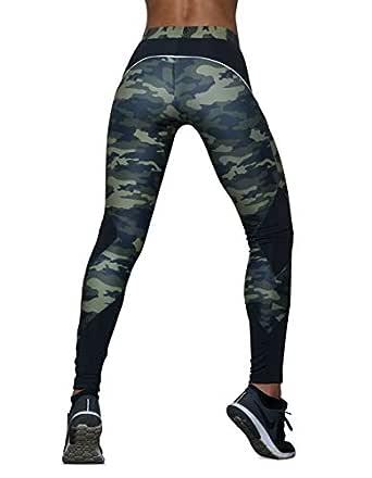 Excess Leggins Mujer Fitness Camouflage Yoga Mallas Deportivo Pilates Running Gimnasio Maillot de Ciclismo Mochila Portatil de Regalos 3D Italiano ...