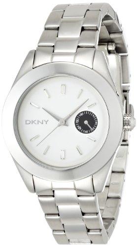 Watch Dkny Donna Karan Jitney Ny2130 Women´s White