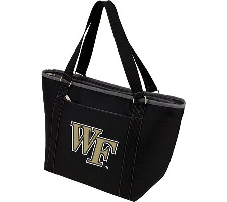 picture of NCAA Wake Forest Demon Deacons Topanga Insulated Cooler Tote