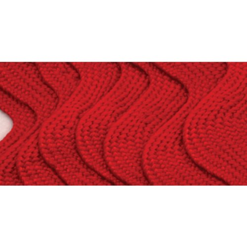 - Wrights 117-402-065 Polyester Rick Rack Trim, Red, Jumbo, 2.5-Yard