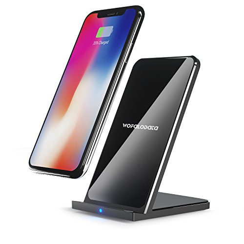 Wofalodata Fast Wireless Charger Stand Only $10.99