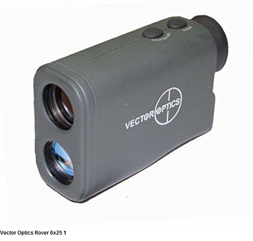 Tac Vector Optics 6x 25Monoculaire RANGER Laser Télémètre 650/M/Y couleur: vert SCRF-01A