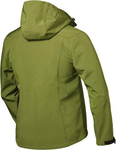 elysee® Damen Softshell Jacke mit Kapuze JANA