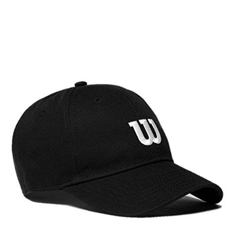 Wilson WR5008700 Women's Tour Cap, Black