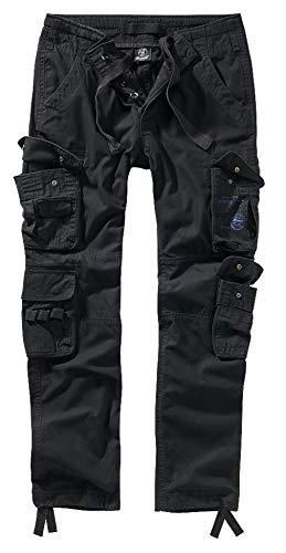 Brandit Pure Slim Fit Trouser Cargohose viele Farben, Größen S bis 5XL
