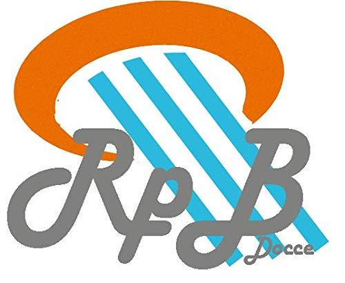 RPB Docce Ricambio Cuscinetti Box Doccia Kit 2 PEZZI 19 BC M6