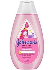 Johnson's Baby Active Kids Shiny Drops Conditioner, 200ml