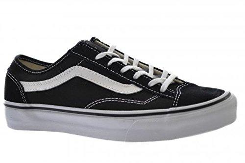 f1e9d8f842ae Vans Style 36 Slim Black-True white Womens Footwear Trainers  Amazon.co.uk   Clothing
