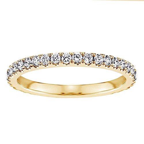 0.65 Ct Diamond Band - 9