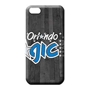 iphone 5c mobile phone carrying cases Shock Absorbent Slim pattern orlando magic nba basketball