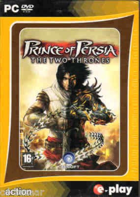 prince of persia the two thrones save games
