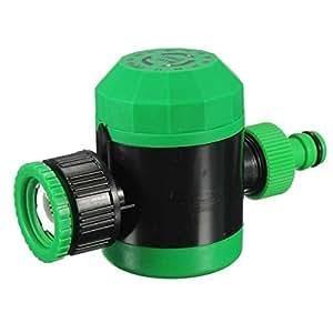funnytoday3652horas sistema de riego automático planta de jardín de agua temporizador controlador verde excelente
