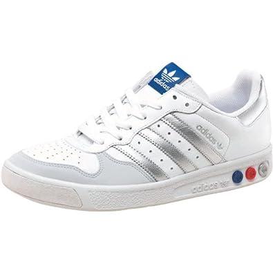 Mens adidas Originals G.S II Grand Slam Trainers White