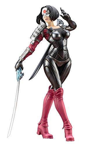 7 Pre Painted Pvc Figure (DC COMICS Bishoujo DC UNIVERSE Katana 1 / 7 scale PVC pre-painted PVC figure)