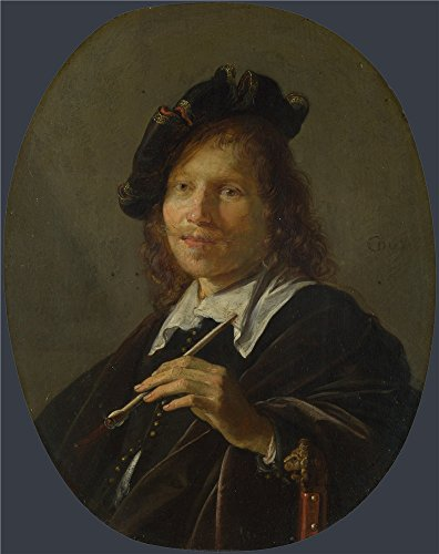 [High Quality Polyster Canvas ,the High Definition Art Decorative Prints On Canvas Of Oil Painting 'Gerrit Dou Portrait Of A Man ', 20 X 25 Inch / 51 X 64 Cm Is Best For Living Room Decoration And Home Decor And] (Stink Bug Halloween Costume)