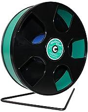 Wodent Wheel Senior & Tail Shield - 28cm running wheel for small pets