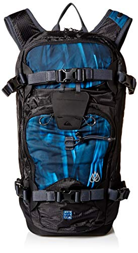 - Quiksilver Men's TR PLATINUM BACKPACK, daphne blue stellar, 1SZ