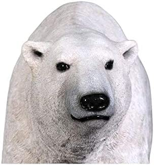Design Toscano The Polar Bear on the Prowl Statue