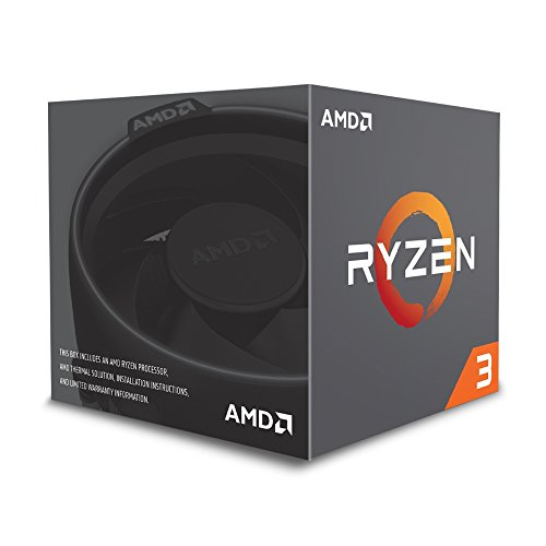 AMD Ryzen 3 1200 (14nm) 3.1 GHz Quad-Core Processor