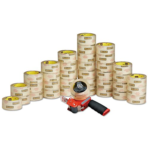 MMM3750CS36ST - Scotch 3750 Commercial Grade Packaging Tape 1.88amp;quot; x 54.6yds