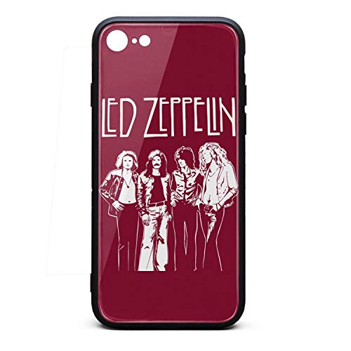 Led-Zeppelin-Members-Poster-Kashmir- Top Scratch-Resistant Protective Cushion Basic Phone Case for iphone7 (Best Led Zeppelin Tattoos)
