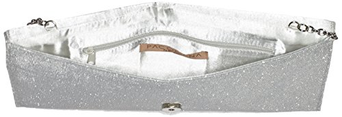 Women's Mena bag Kinsasa Silver Kinsasa Women's Mena Silber bag Paco Paco HwxOYPqq1