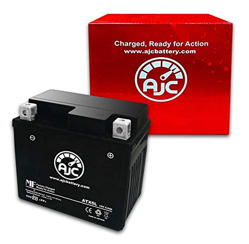 GS-JSB GTX5L-BS Powersports Replacement Battery This is an AJC Brand Replacement