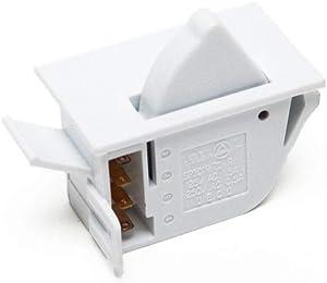Samsung DA34-00041A Refrigerator Light Switch Genuine Original Equipment Manufacturer (OEM) Part