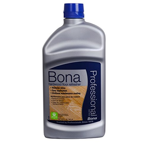 - Bona Pro Series Wt760051163 Hardwood Floor Refresher, 32-Ounce
