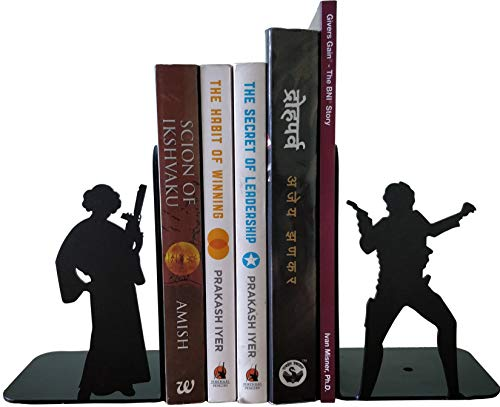 sujeta libros edicion star wars han solo princesa leia