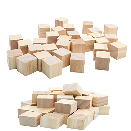 (30pc) Blank Real Wood Natural Alphabet Blocks for Crafts Painting Wood Burning Engraving Weddings Parties Unfinished and Unpainted Wooden 1