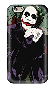 Garrison Kurland's Shop Hot 6723518K21708205 Premium Durable The Joker Fashion Tpu Iphone 6 Protective Case Cover