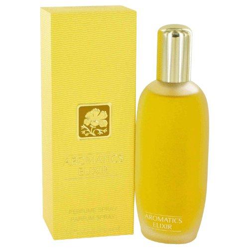 Clïnique Arȯmatics Elixȋr Perfúme For Women 3.4 oz Eau De Parfum Spray + a Free Vial