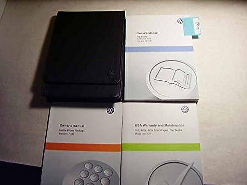 2012 volkswagen new beetle owners manual oem volkswagen amazon rh amazon com 2012 volkswagen beetle owners manual 2012 volkswagen beetle turbo owners manual