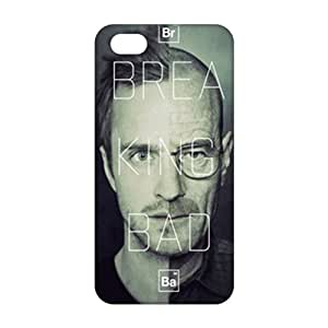 walter white jesse pinkman Breaking Bad 3D Phone Case for iPhone 5s