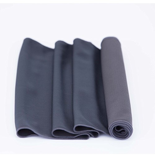 He Cheng chen-s-022, Cooling Towel for Sports, Cool Bowling Fitness Yoga Towels, Soft Ice Cold Towel for Men, Running