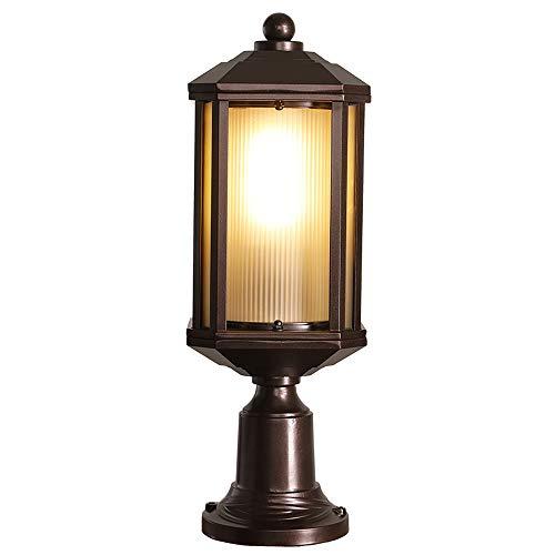 Outdoor Lighting For Brick Columns in US - 4