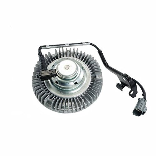 Fan Clutch For 2004.5-2009 Dodge Ram Cummins 5.9/6.7 2500 3500 Replaces 55056990AC by Platinum Performance Parts