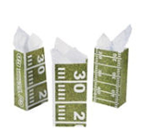 Football Supplies Tailgating TreatBags favors