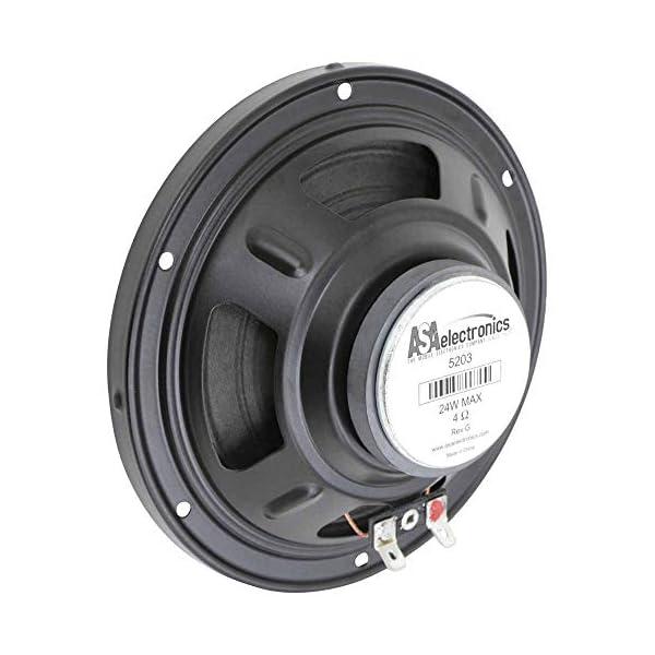ASA 5203 5.25 Heavy Duty Entry Level Speaker