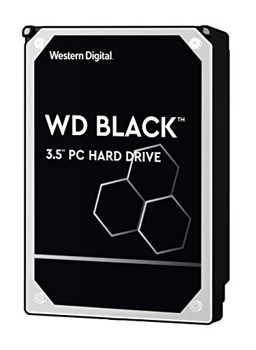 WD Black 2TB Performance Desktop Hard Disk Drive - 7200 RPM