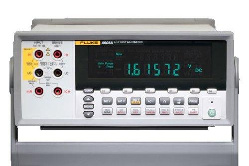 Fluke 8808A 120V 5.5-Digit Digital Bench Multimeter