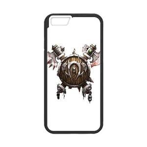 iphone6 4.7 inch phone case Black World of Warcraft WOW Frostwolf Clan TTS4327116