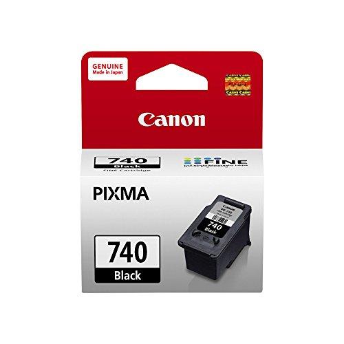 Canon PIXMA PG-740 Ink Cartridge with Print Head