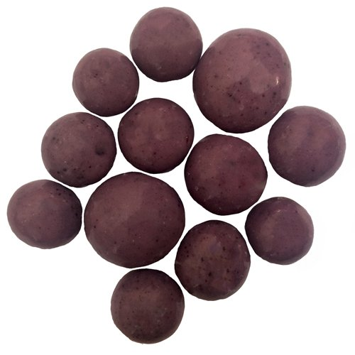 Chocolate Covered Blueberries, All Natural 80 oz by OliveNation by OliveNation
