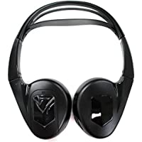AUDIOVOX IR1 Fold Flat Wireless Automotive Infrared IR 1 CH Stereo Headphones