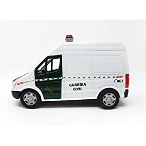 PLAYJOCS Furgoneta Guardia Civil ( GT-3690) 8