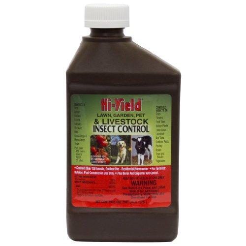 Hi-Yield Lawn, Garden, Pet, & Livestock Insect Killer